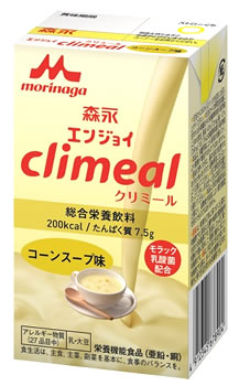 森永乳業 エンジョイ クリミール コーンスープ味 (125mL) 栄養機能食品 ツルハドラッグ