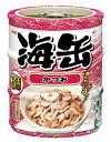 アイシア 海缶ミニ3P かつお (60g×3個) 成猫用 キャットフード ツルハドラッグ