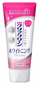 花王 クリアクリーン ホワイトニング アップルカモミール 薬用ハミガキ (120g) 【医薬部外品】