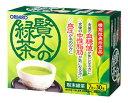 オリヒロ 賢人の緑茶 (7g×30本) 機能性表示食品 ※軽減税率対象商品