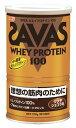 明治ザバスホエイプロテイン100リッチショコラ味約18食分(378g)プロテインパウダー