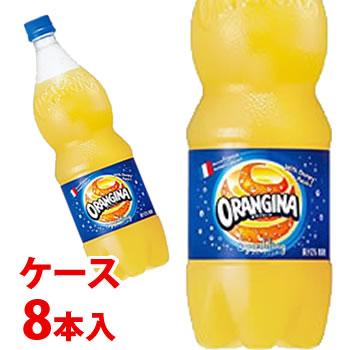 《ケース》 サントリー オランジーナ (1.2L×8本) 炭酸飲料 【4901777253841】