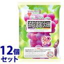 《セット販売》マンナンライフ 蒟蒻畑 ぶどう味 (25g×12個入)×12個セット こんにゃくゼリー