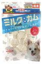 ドギーマン ミルク風味ガム ミニボーン (4本) ドッグフード スナック 超小〜小型犬用 犬用おやつ