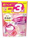 P&G ボールド ジェルボール 3D 癒しのプレミアムブロッサムの香り つめかえ用 超ジャンボサイズ (46個) 詰め替え用 洗濯洗剤 【P&G】