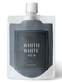 フィスホワイトメン美白メンズ薬用泥洗顔