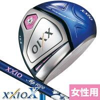 【レディース/女性用】ダンロップゼクシオ10MP1000ドライバー