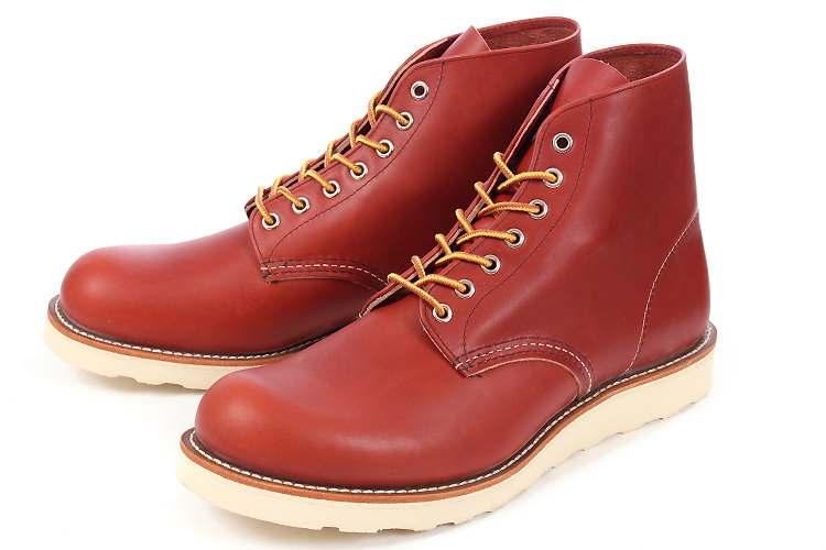 ブーツ, ワーク Red Wing() CLASSIC WORK 6inch ROUND TOE( 6 ) 8166