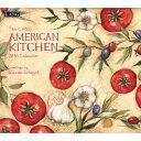2016年 LANG社(ラング)カレンダー アメリカン キッチン (American Kitchen)