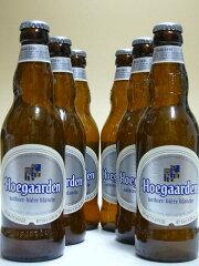 ベルギービール人気ナンバーワン★ヒューガルテン(ヒューガルデン)・ホワイト 330ml 6本組