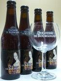 ドゥシャス・デ・ブルゴーニュ 330ml×4本ビールセット 【専用グラス1個付き】【ビール】【ビア】【BEER】【ベルギー】