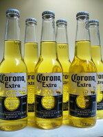 コロナ・エキストラ(コロナビール)355ml6本ビールセット