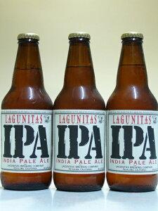 ブリュワリーの看板商品★ラグニタス IPA 6.2% 355ml×3本ビールセット 【要冷蔵商品】【...