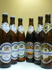 世界最古の醸造所のビール★ヴァイエン・シュテファン 500ml×6本飲み比べビールセット 【ビ...