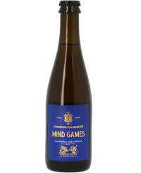 ソーンブリッジマインドゲームスジンバレルエイジド・セゾン8.5%375ml【クラフトビール】【イギリス】【海外ビール】【輸入ビール】【3月新商品】