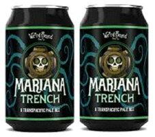 ウィアード・ビアードマリアナトレンチアメリカンペールエール5.3%330ml缶×2本組【クラフトビール】【イギリス】【海外ビール】【輸入ビール】【3月新商品】