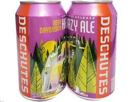 デシューツ・ネオンデイドリームヘイジーエール4.8%355ml缶×2本組【要冷蔵商品】【クラフトビール】【アメリカ】【Deschutes】【4月新商品】