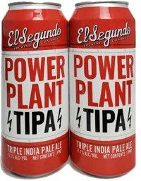 エル・セグンドパワー・プラントトリプルIPA11.1度473ml缶×2本組【要冷蔵商品】【クラフトビール】【アメリカ】【カリフォルニア】【4月新商品】