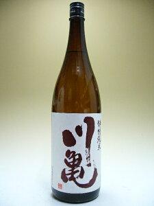 川亀 特別純米酒 1800ml