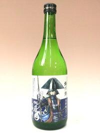 【H29BY】城川郷尾根越えて特別純米酒加藤嘉明ラベル720ml【箱入り】【愛媛の地酒】【8月新商品】