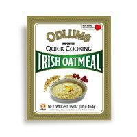 お湯に3分間でつくれるインスタントのアイリッシュオートミールです。アイルランド オドラムズ...