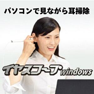 パソコン画面で見ながら耳掃除イヤスコープwindows PCで見ながら耳掃除できる 凄い耳かき コデ...