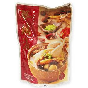 【39ショップでポイント5倍】マッスンブ サムゲタン 1kg [オーバーシーズ]【参鶏湯 サンゲタン 韓国料理】