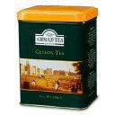 富永貿易 AHMAD TEA 紅茶 セイロン リーフティー200g 缶《あす楽》