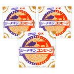 K&K 国分 シーチキンコンビーフ 80g × 3個