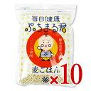 【10/20-25限定!まとめ買いクーポン】西田精麦 毎日健康ぷちまる君 1kg × 10袋《送料無料》