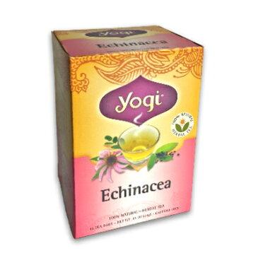 ヨギティー エキナセア 24g (1.5g×16袋)【ハーブティー お茶 yogi ヨギティ ヨガ ノンカフェイン】