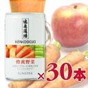 サンスター 健康道場 橙黄野菜 缶 160g × 30本入り 【にんじんジュース 野菜ジュース ケー ...