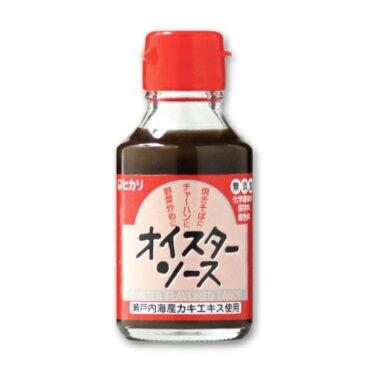 ヒカリ オイスターソース 115g [光食品]【オイスター ソース 無添加】《あす楽》