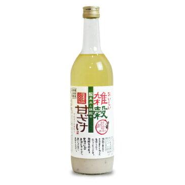 山口酒造場 おいしい雑穀甘酒 720ml《あす楽》