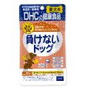 《メール便選択可》DHC 負けないドッグ 60粒 【犬 サプリメント メシマコブ 犬用サプリ】