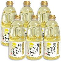 カネゲン圧搾一番しぼり国産なたねサラダ油910g×6本【にっぽん津々浦々】