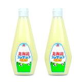 北海道乳業 北海道コンデンスミルク 1kg × 2個