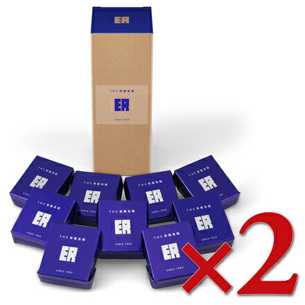 THE 救難食料 ER 9食入り × 2箱 【萬有栄養 非常食 災害対策 救難食糧 備蓄食糧 ER9 イーアール】《あす楽》