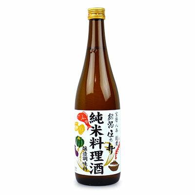住乃井酒造『新潟住乃井純米料理酒』
