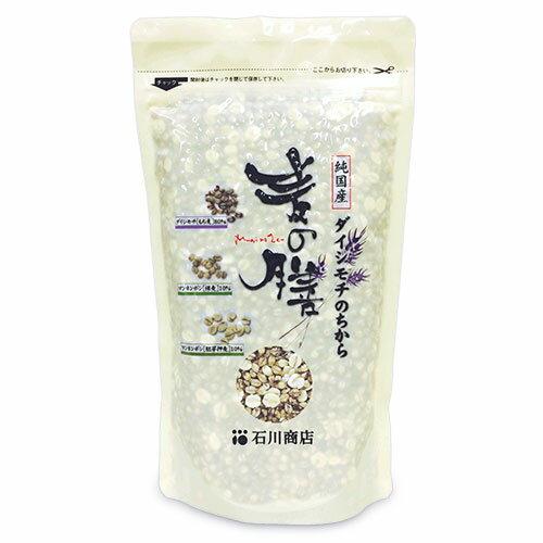 石川商店 『麦の膳 (ダイシモチの力)』