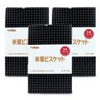 【8/1限定クーポン発行中!】北陸製菓 米蜜ビスケット 12枚入り × 3箱