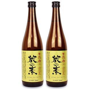 大和川酒造店 蔵の素 純米料理酒 720ml × 2個(契約栽培米)