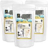 《送料無料》アフリカンスクエアー ケニア山の紅茶 200g × 3袋 セット BP1