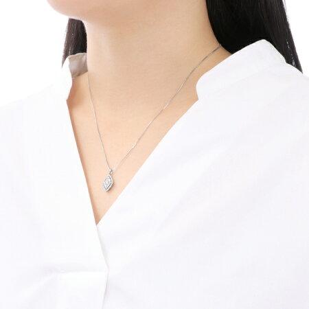 9ff6802b611e プラチナ/プラチナダイヤモンドネックレス:ジュエリーツツミ ネックレス ...