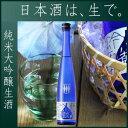 【小鼓】純米大吟醸生酒 360ml 日本酒 丹波杜氏の地酒 兵庫県丹波の西山酒造場