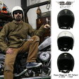 スーパーマグナム スモールジェットヘルメット SG/DOT規格品