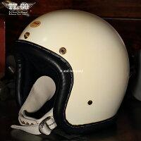 装飾用ヘルメット500-TXメイプルグローヴィンテージレザートリムスモールジェットヘルメットブラックレザーXS,S,ML,XLXXL