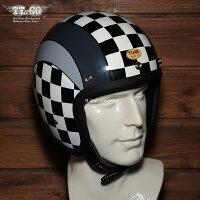 装飾用ヘルメット500-TXDS.チェッカーズスモールジェットヘルメットXS,S,ML,XLXXL