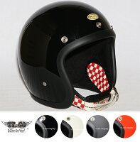 装飾用ヘルメット500-TXダブルストラップ仕様レッドチェッカースモールジェットヘルメットXS,S,ML,XLXXL