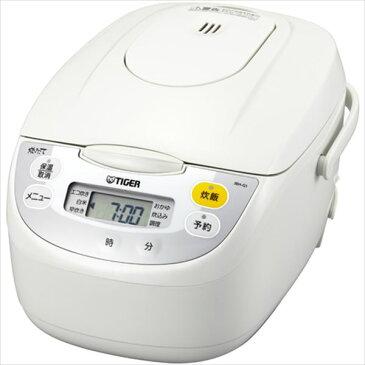 タイガー TIGER JBH-G101-W マイコン炊飯器 5.5合炊き 炊きたて ホワイト